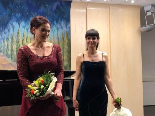 2019.03.08. A NŐ SZÍNEI, MEGYESI SCHWARTZ LÚCIA (mezzoszoprán) és MARCZI MARIANN ( zongora)